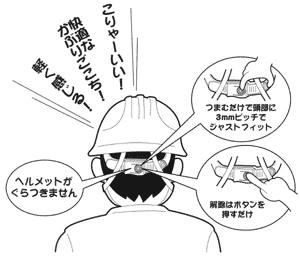 保護帽の選び方(その2)