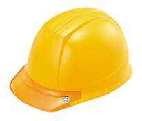 「透明ひさし付きヘルメット」開発物語