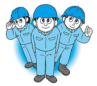 保護帽の選び方(ヘルマンガ)