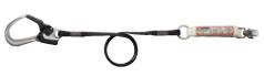 帯ロープ式ランヤード